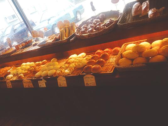 女性専用合宿免許・合宿生日記DAY13~近くのパン屋さん