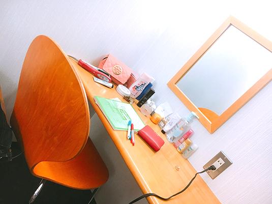 女性専用合宿免許・合宿生日記DAY6~宿泊施設がきれい
