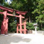 「夏のフォトジェニック観光スポット」で弥彦神社が1位になりました!